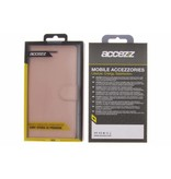 Wallet TPU Booklet Sony Xperia XZ Premium - Rosé Goud