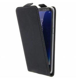 TPU Flipcase Samsung Galaxy S8 - Zwart