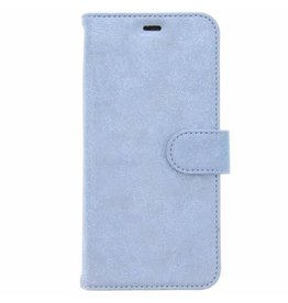 Glitter Wallet TPU Booklet Samsung Galaxy S8 Plus - Blue