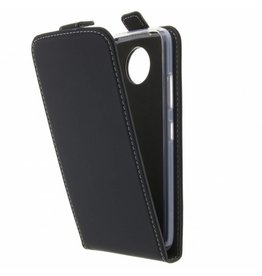 Flipcase Motorola Moto C Plus - Zwart