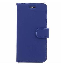 Wallet TPU Booklet Motorola Moto E4 - Blue