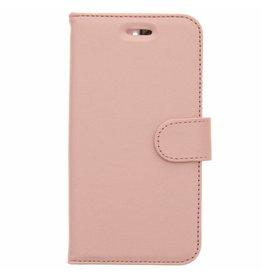 Wallet TPU Booklet Motorola Moto E4 - Rosé Goud