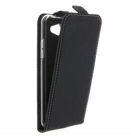 TPU Flipcase General Mobile GM6 - Black