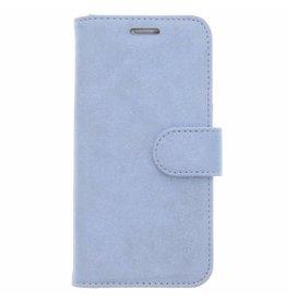 Glitter Wallet TPU Booklet Samsung Galaxy S7 - Blauw