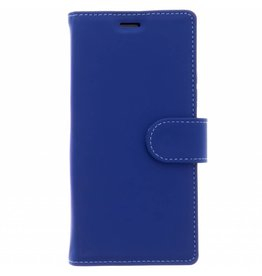 Wallet TPU Booklet Sony Xperia XA2 - Blue