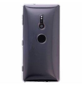 TPU Clear Cover Sony Xperia XZ2