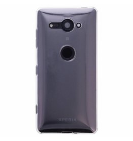 TPU Clear Cover Sony Xperia XZ2 Compact