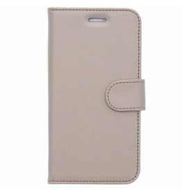 Wallet TPU Booklet Huawei Y5 2 / Y6 2 Compact - Gold