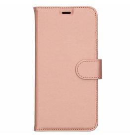 Wallet TPU Booklet Huawei Y7 (2018) - Rosé Goud