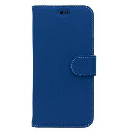 Wallet TPU Booklet Samsung Galaxy J6 - Blauw