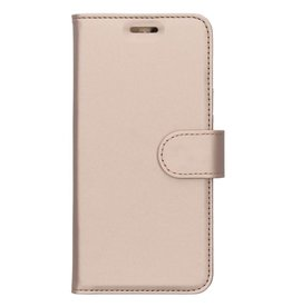Wallet TPU Booklet Nokia 3 (2018) - Gold