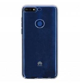 TPU Clear Cover Huawei Y7 (2018)