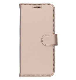 Wallet TPU Booklet Motorola Moto E5 - Goud