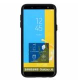 Xtreme Impact Case Samsung Galaxy J6 - Zwart
