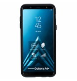Xtreme Impact Case Samsung Galaxy A6 Plus (2018) - Zwart