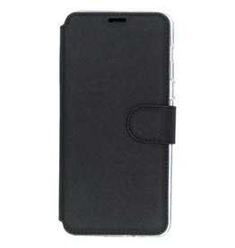 Xtreme Wallet Samsung Galaxy A8 (2018) - Zwart