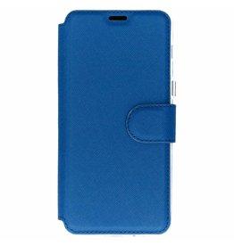 Xtreme Wallet Samsung Galaxy A8 (2018) - Blue