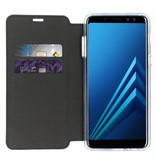 Xtreme Wallet Samsung Galaxy A8 (2018) - Blue