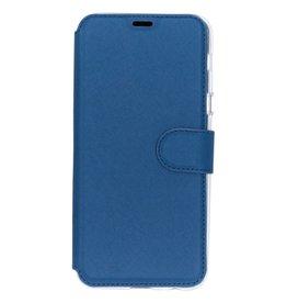 Xtreme Wallet Samsung Galaxy A6 Plus (2018) - Blue