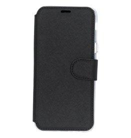 Xtreme Wallet Samsung Galaxy J6 - Zwart