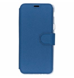 Xtreme Wallet Samsung Galaxy J6 - Blauw