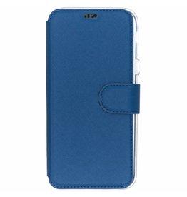 Xtreme Wallet Samsung Galaxy A6 (2018) - Blauw