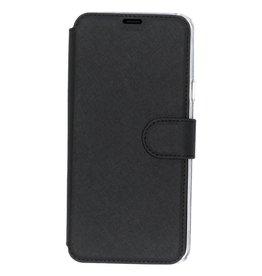 Xtreme Wallet Samsung Galaxy S9 Plus - Zwart