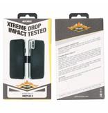 Xtreme Wallet OnePlus 6 - Zwart