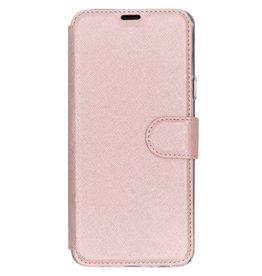 Xtreme Wallet Samsung Galaxy S9 Plus - Rosé Goud