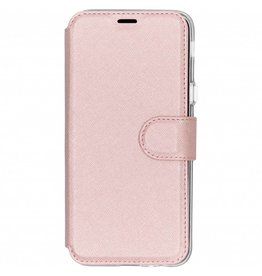 Xtreme Wallet Samsung Galaxy J6 - Rosé Goud