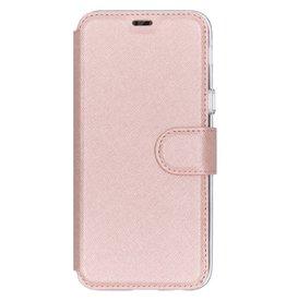 Xtreme Wallet Samsung Galaxy A6 Plus (2018) - Rosé Goud