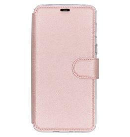 Xtreme Wallet OnePlus 6 - Rosé Goud