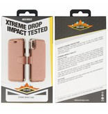 Xtreme Wallet Samsung Galaxy A6 (2018) - Rosé Goud