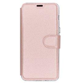 Xtreme Wallet Samsung Galaxy A8 (2018) - Rosé Goud