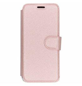 Xtreme Wallet Samsung Galaxy S8  - Rosé Goud