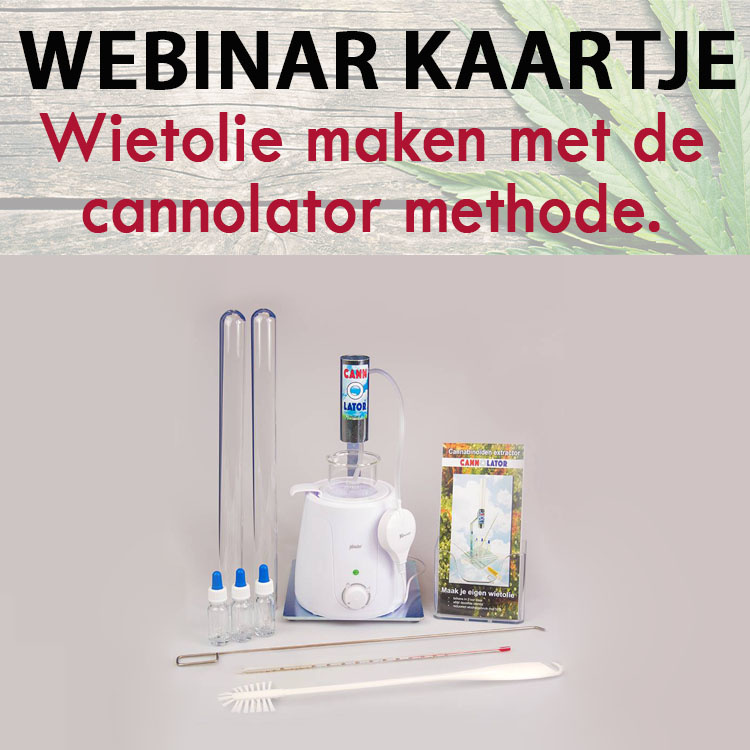 Webinar Cannolator