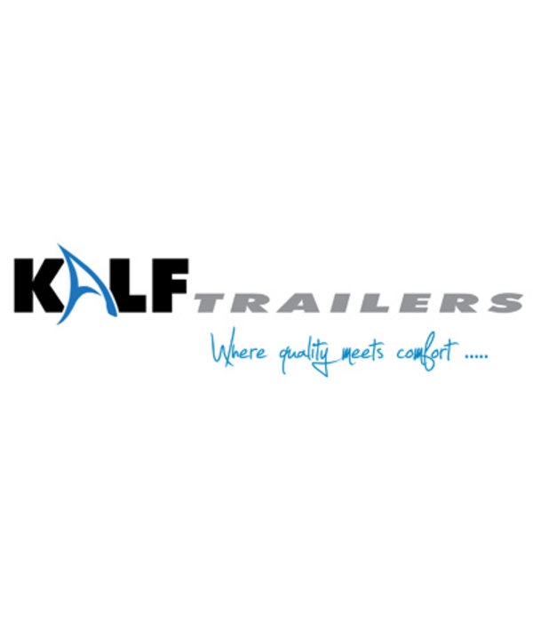 Kalf Handtrailer rubberboot (Strandtrailer) Light 80 kg
