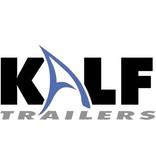 Kalf Handtrailer rubberboot (Strandtrailer) Heavy 165 kg