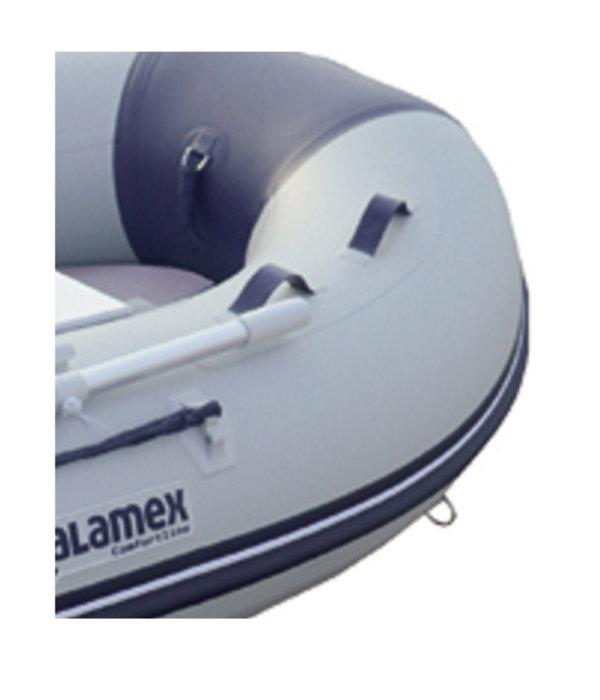 Talamex Rubberboot Comfortline TLX 300 met Aluminium vloer