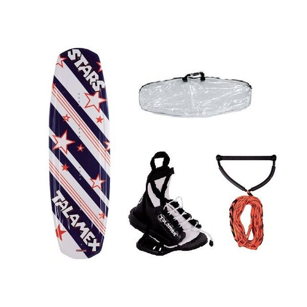 Wakeboard Stars 139 set