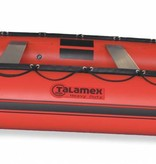 Talamex Heavy Duty HDX 450 aludeck rubberboot / reddingsboot
