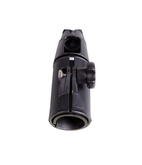 Talamex Helmstokverlenger / stuurverlenger / verlengstok 61 / 102 cm telescopisch voor buitenboordmotor