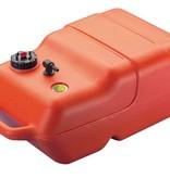 Talamex Brandstoftank 22 Liter met tankmeter voor Buitenboordmotor, draagbaar