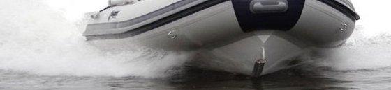 Rib aluminium bodem rubberboten