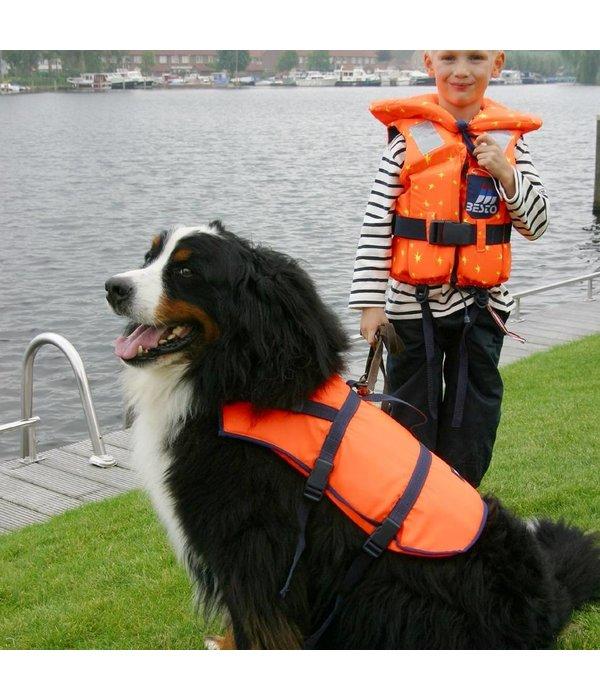 Besto Honden zwemvest Oranje