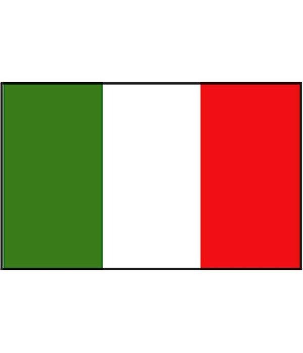 Italiaanse boot vlag 20 x 30 cm