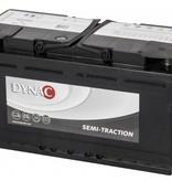 Dynac Semi-tractie accu 12 volt 100 ah Type 95803 SMF