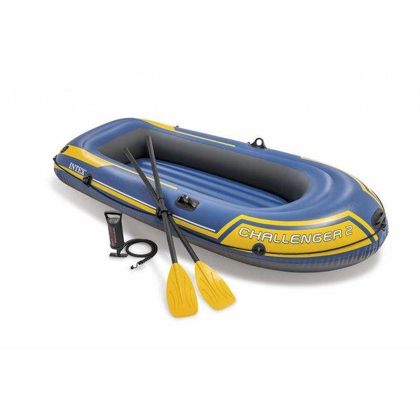 Opblaasboot Challenger 2 Set tweepersoons