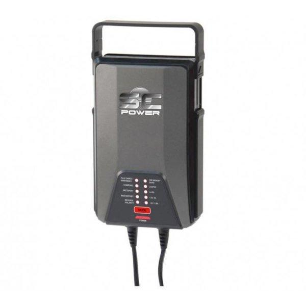 Acculader 7 A met OBD II stekker SC70 Power premium