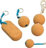Talamex Drijvende kurk sleutelhanger ovaal
